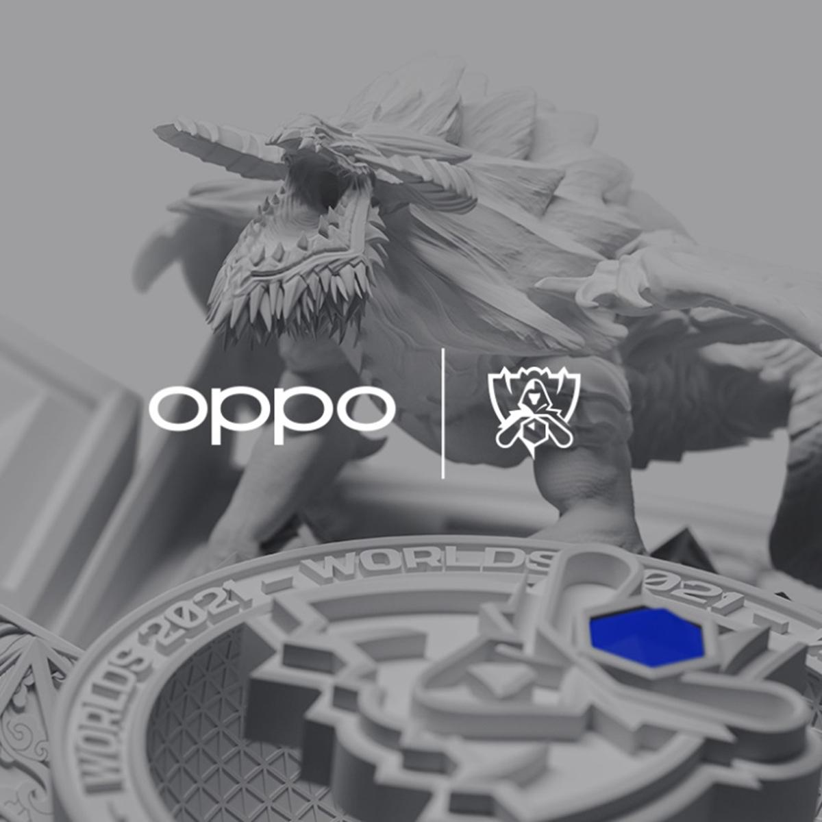 OPPO anuncia colaboración con Riot Games para el Campeonato Mundial de League Of Legends 2021